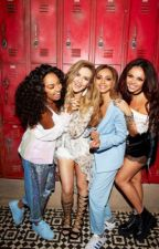 The sister of Little Mix ( A spanking story) by Juliamakeuplove