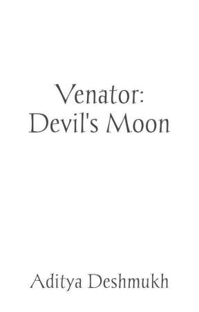 Venator : Devil's Moon by adityadd