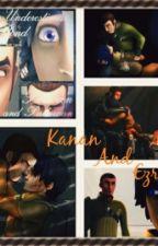Kanan And Ezra by rebelfan013