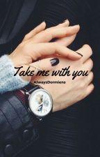 Take Me With You // Cedric Diggory by alwaysdormiens