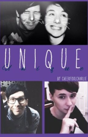 unique // phan by cheerfoolcharlie