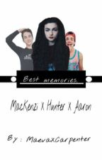 best memories. -Hunter & Aaron- by MaevaXcarpenter
