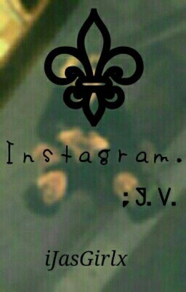 Instagram. ; J.V.
