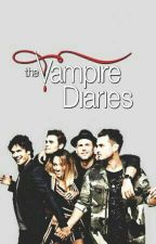 Frases - The vampire diaries  by -SraAckles_-