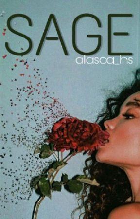 SAGE.    H.S by Alasca_hs