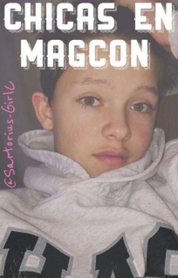 Chicas  en Magcon [Jacob Sartorius]