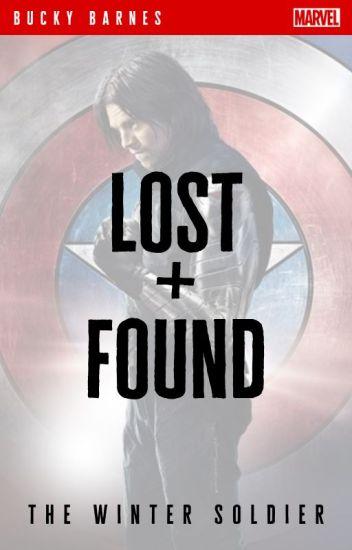 Lost + Found [Bucky Barnes]  ✓