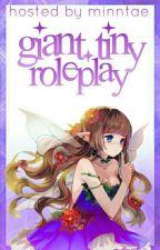 giant/tiny roleplay ; σρєи  by minntae-