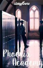 Phoenix Academy {Gene X Reader} by starryflowre