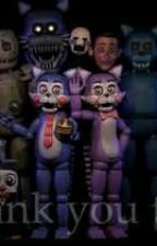 Five Nights At Candy's by Vanessa_Cipher