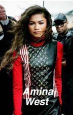 Amina West x Kardashian by BrewerChantelle
