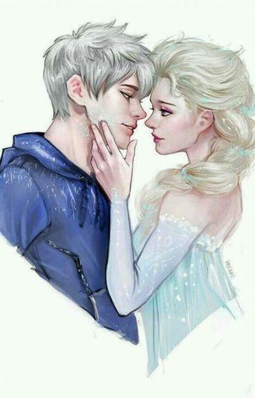 Jack Frost e Elsa: A história nunca contada