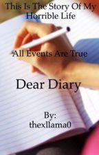 Dear diary by thexllama0