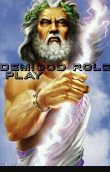 Demi God RP {OPEN}