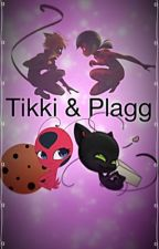 Miraculous: Tikki & Plagg by Roxyluv_