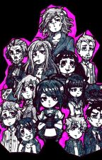 Danganronpa 2.5: Hostage Life Of Mutual Killing by TheEmeraldLegend