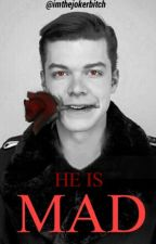 He Is Mad | Jerome Valeska | Cameron Monaghan by imthejokerbitch