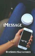iMessage : Ian Somerhalder by -fionagallagher