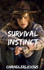 Survival Instinct (Carl Grimes) by chandlerlicious