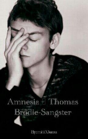 Amnesia | Thomas Brodie-Sangster by miiiXluuu