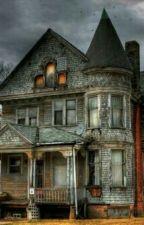 Misteri Di Balik Rumah Tua by valerianputri