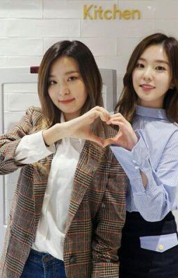 [Cover][Longfic][SeulRene] They Kiss Again