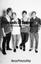 5 Seconds Of Summer Preferences And Imagines (Tumblr) by Alukeoholic