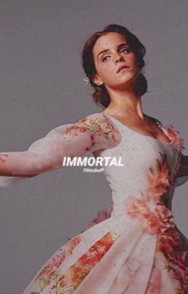Immortal • Steve Rogers