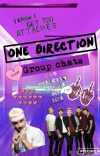 One direction & celebrity Group chats  by anifu013