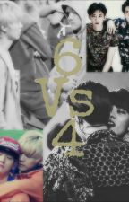 4 Años VS 6 Meses(HUNHAN) by Creeping24