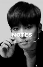 NOTES ↳ ( WONWOO ) by jeongunz