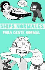 Ships normales para gente normal [Shippeos Inusuales, Lemmon y más]  by AnonScriptum