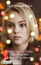 AnnaSophia Robb the best young actress by Jhon_Maxwell_Dillon