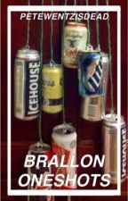 Brallon Oneshots by petewentzisdead