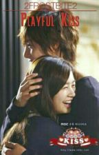 Playful Kiss by LittleAestheticDream