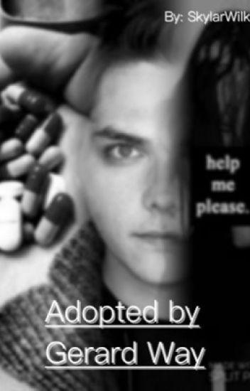 Adopted by Gerard Way