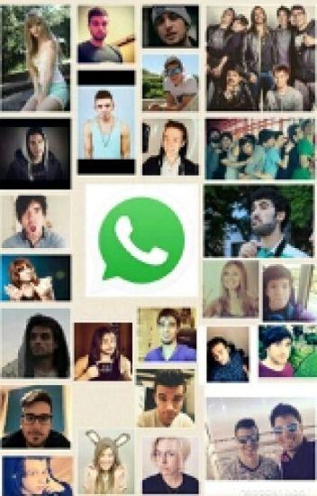 Whatsapp Youtubers Y Tu