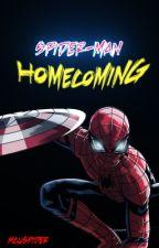 Spider-Man: Homecoming by ikanokato