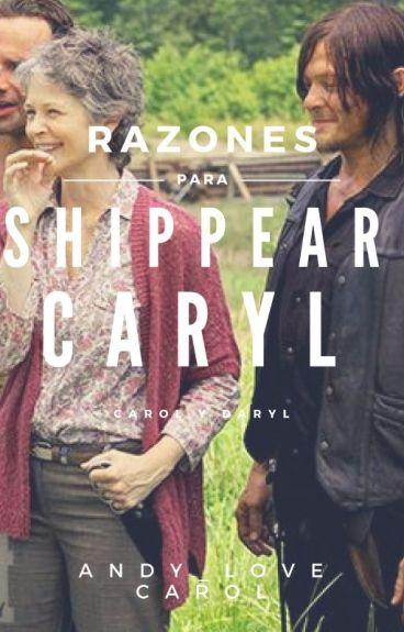 Razones Para Shippear Caryl❤