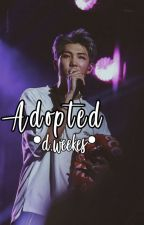 Adopted// d.w (BOOK ONE) by wannabeweekes