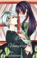Amor de vampiros (Lysandro x Sucrette) by NiukaPatata