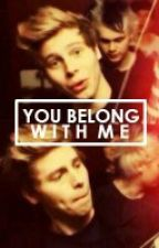 You Belong With Me [5SOS AU] by StarGiirl96