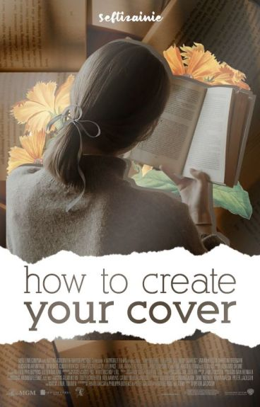 How to Create Your Cover