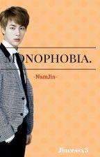 Monophobia. -NamJin- by Jincessx3