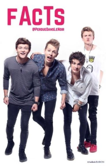 The Vamps Facts Français [TOME 1]