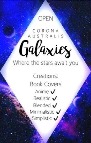 Galaxies- A Cover Shop [open]