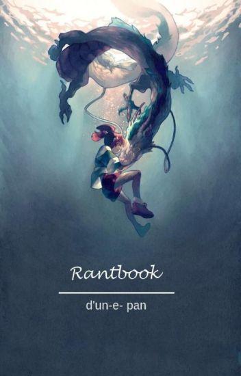 RantBook d'une Pan ✬
