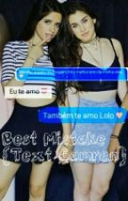 Best Mistake {Text Camren} by IsCamrenYo