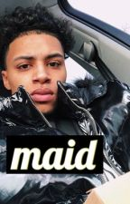 The Maid ( Lucas Coly ) by lucasxcoly