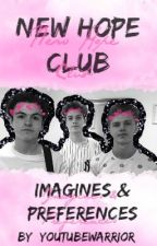New Hope Club Imagines & Preferences by youtubewarrior